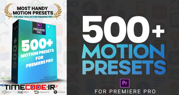 Most Handy Motion Preset For Premiere Pro