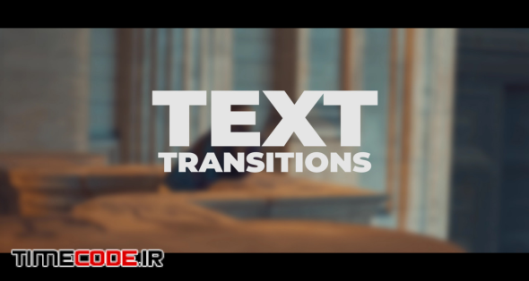Text Transitions