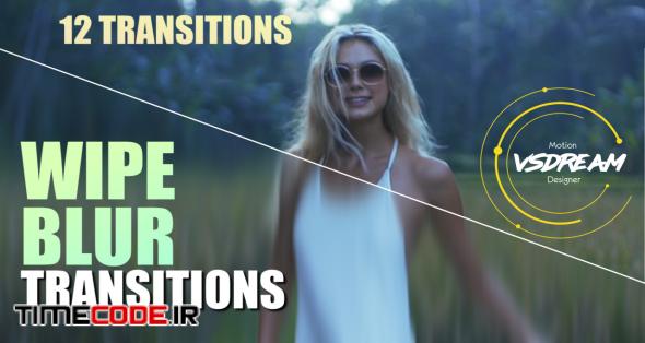 Wipe Blur Transitions