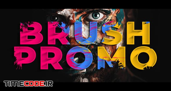 Colorful Brush Promo