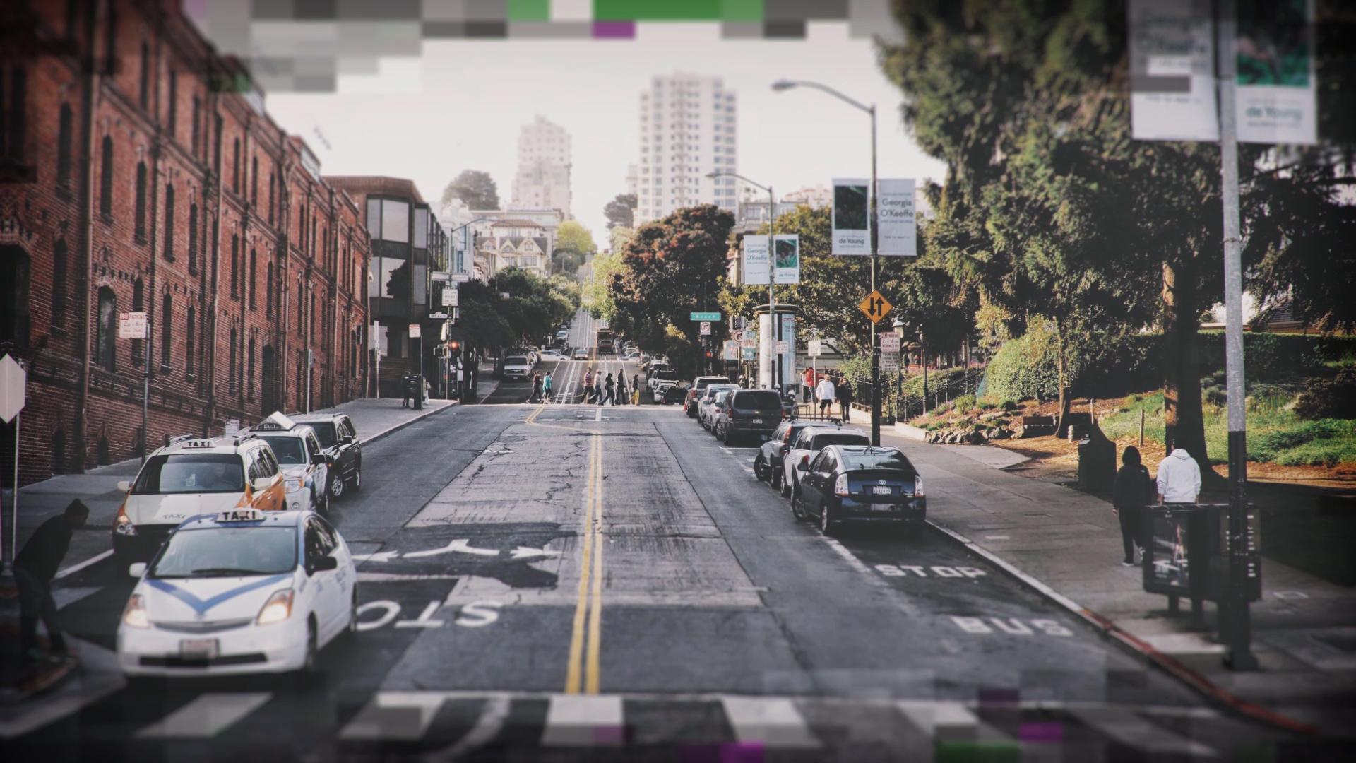 Glitch Pixels