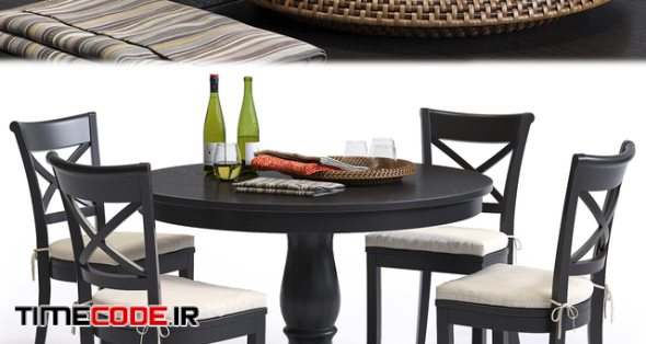 C amp; B Vintner Chair And Avalon Table