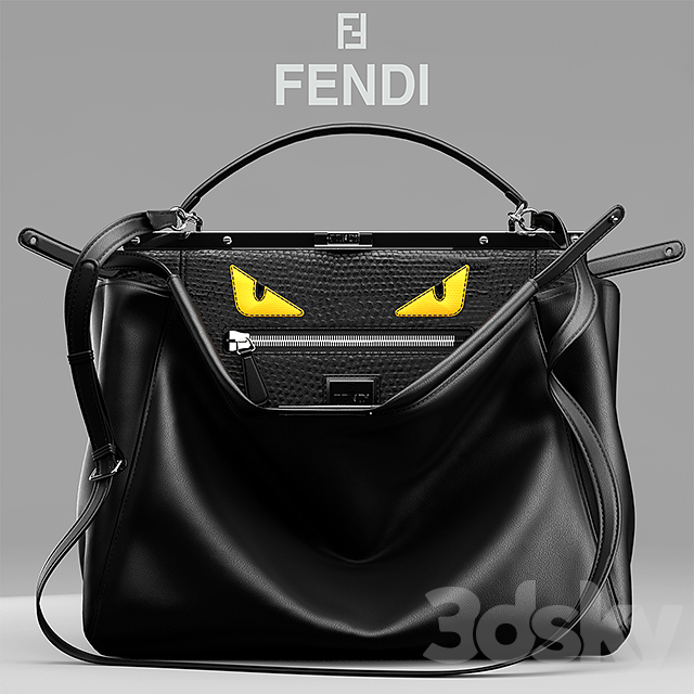 Bag Fendi Bags Peekaboo