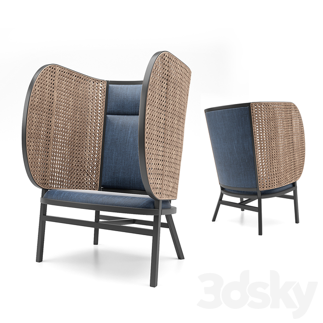 HIDEOUT Lounge Chair