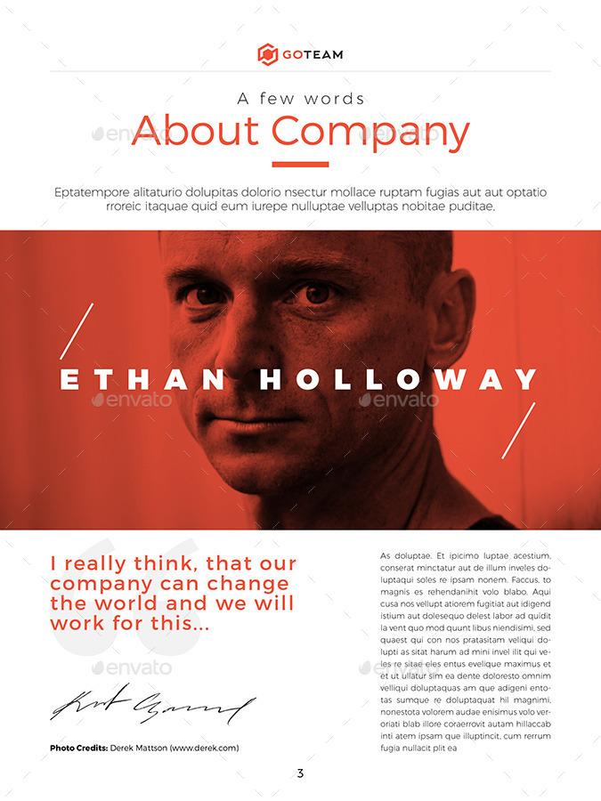Corporate E-book Template Vol.2
