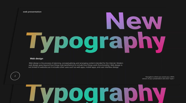 Typography Pack Titles