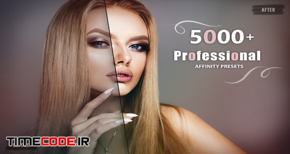 5000+ Professional Affinity Luts   Unique Photoshop Add-Ons