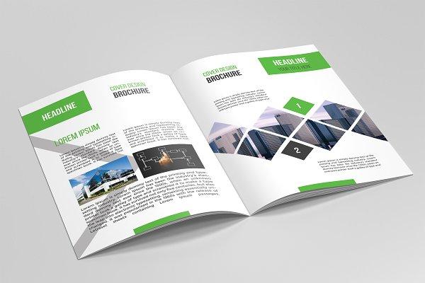 Business Brochure Template 05 | Creative Photoshop Templates