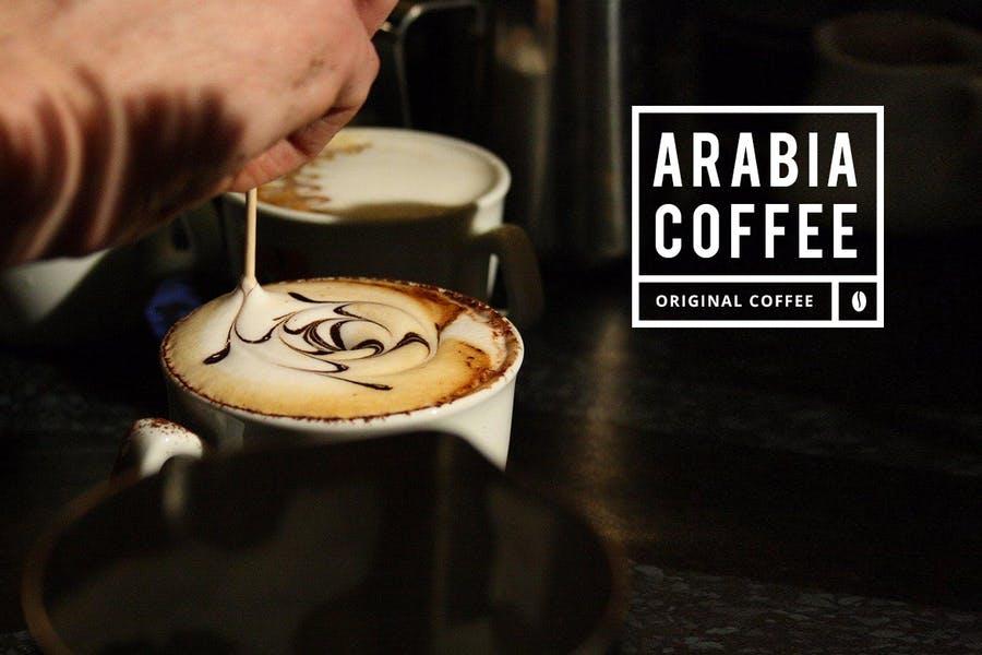 15 Modern Coffee Logo & Label