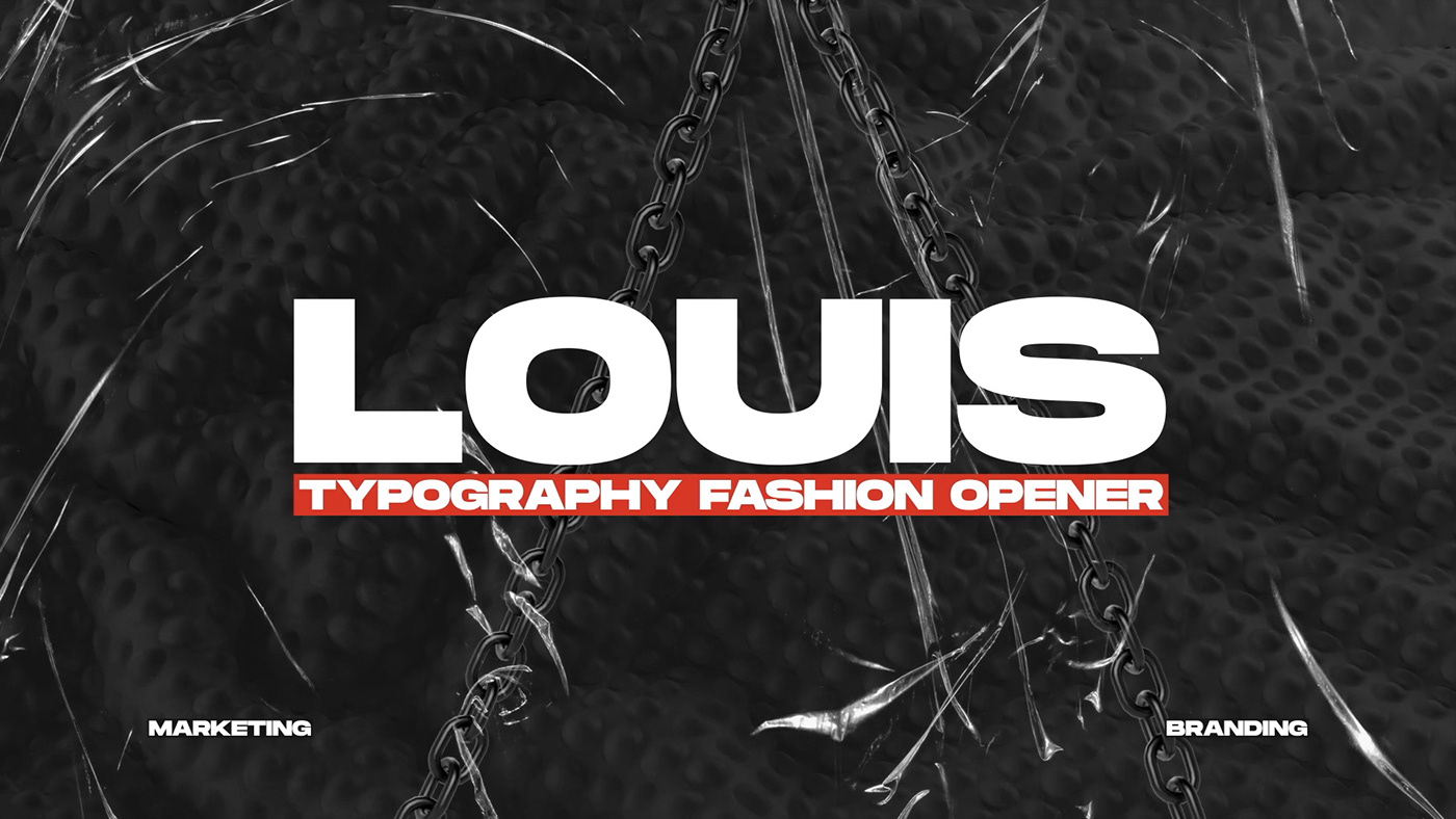 Louis | Fashion Promo