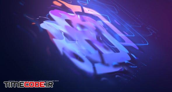 Dynamic Logo Reveal