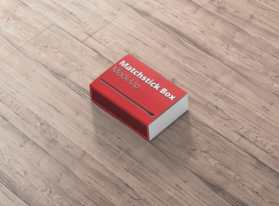 Match Box Mock-Up
