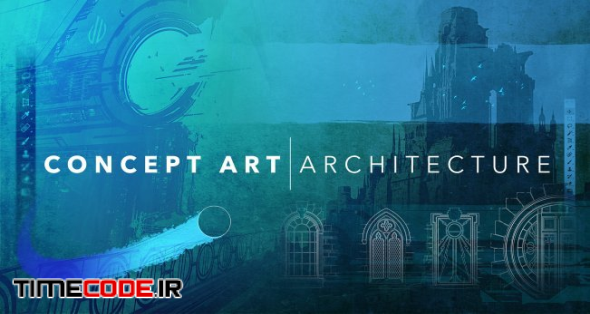 Concept Art Architecture - Design and Paint Stunning Cityscapes