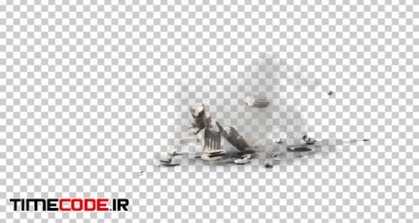 Pillar Destruction Overlay