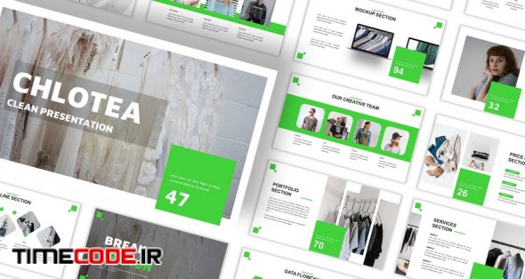 Chlotea - Business Powerpoint Template
