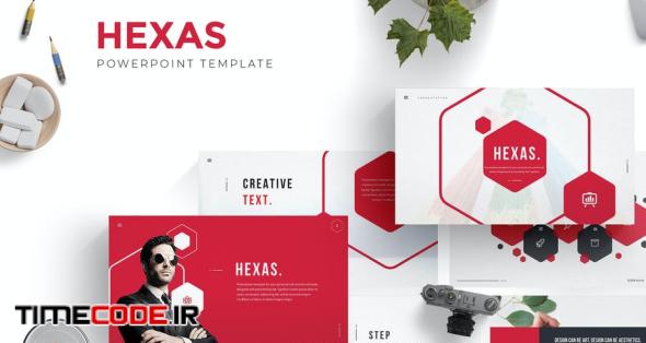 Hexas Powerpoint Template