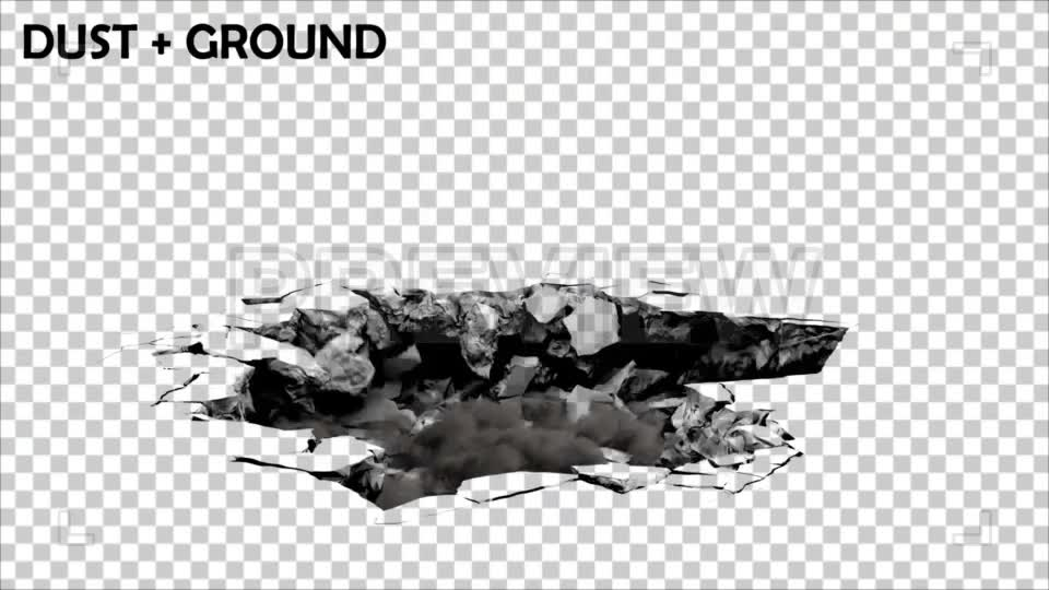 Ground Collapse