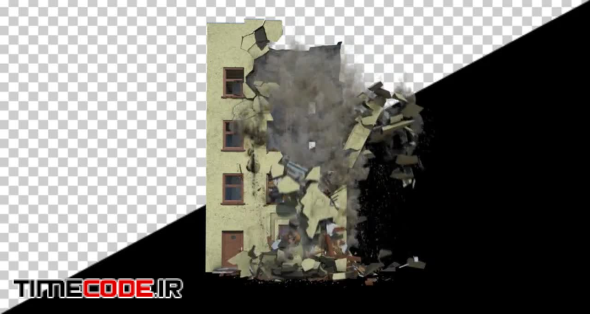 Apartment Collapse On Alpha