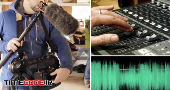 Creating a Short Film: 12 Audio