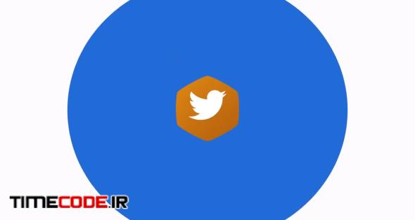 Simple Flat Logo