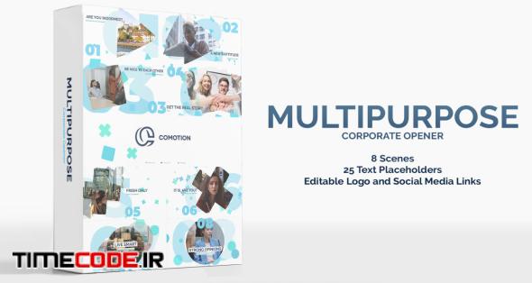 Multipurpose Corporate Opener
